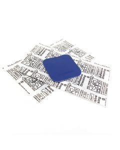 Sterochef 4.0cm x 4.0cm Detectable Plasters