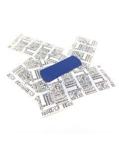 Sterochef 6.0cm x 2.0cm Detectable Plasters