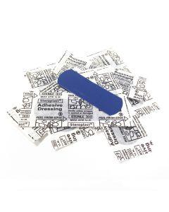 Sterochef 7.5cm x 2.5cm Detectable Plasters