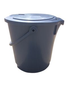 BST 9L Detectable Bucket with Lid