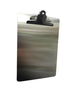 BST Stainless Steel Clipboard with Hanging Hook