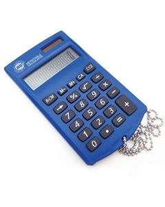 BST Detectable Pocket Calculator
