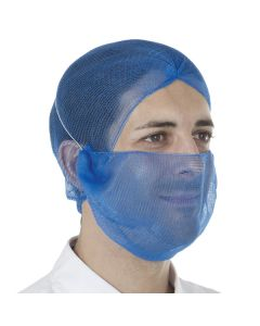 Detectable Aburnet Beard Snood