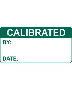 Calibrated Control Labels
