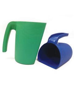Stackable Scoop Jug
