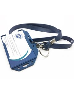 Detectable Badge and Lanyard ** May Offer**