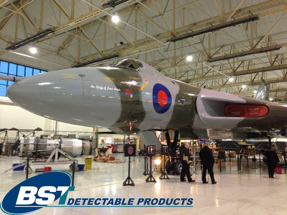 Take a look at BST's famous neighbour, RAF Vulcan XH558!