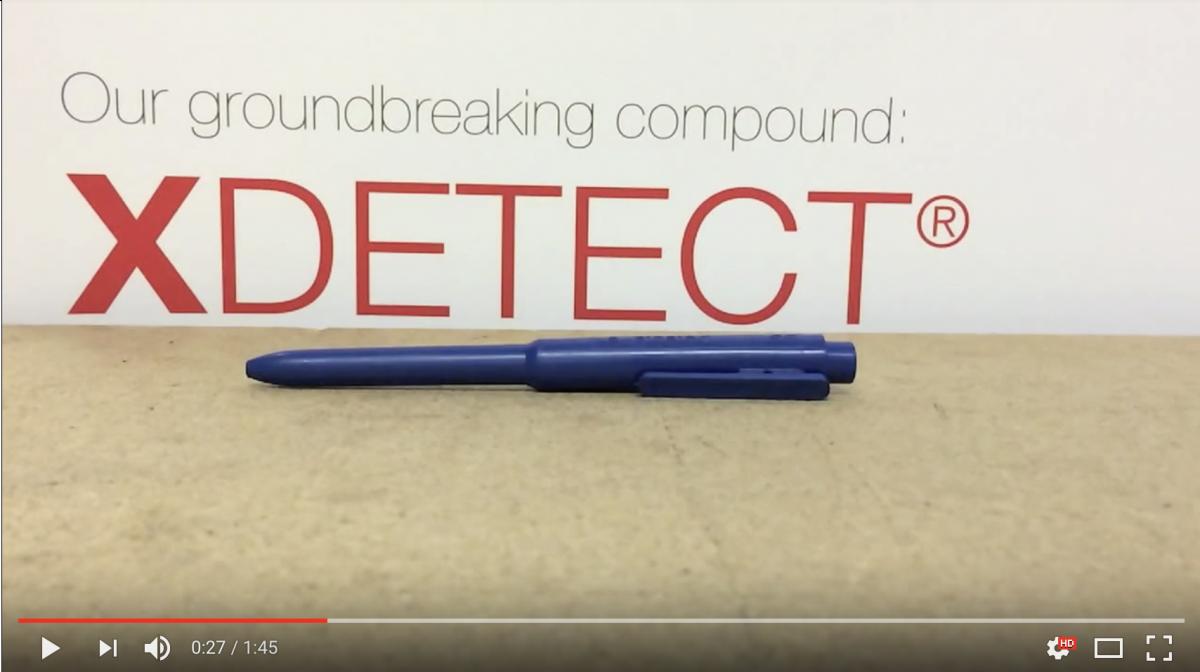 BST DetectaPen Shatter Resistant Testing