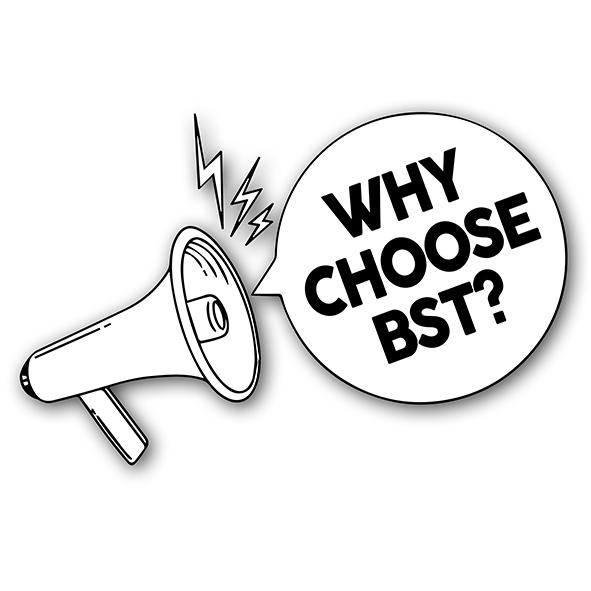 Why Choose BST Detectable Products?