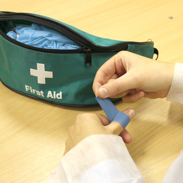 First Aid Kits and Signs