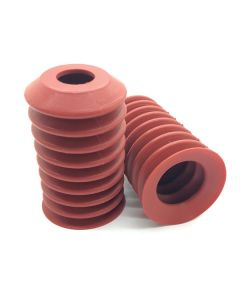BST 40mm Soft Suction Cups 70mm High