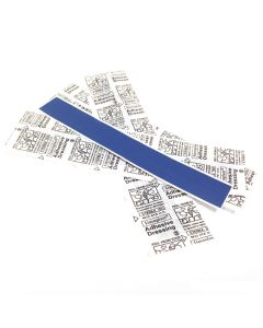 Sterochef Finger Extension Detectable Plasters