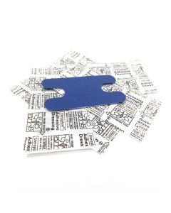 Sterochef Finger Tip Detectable Plasters