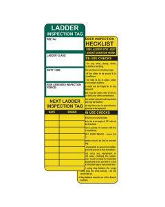 Ladder Tag Insert