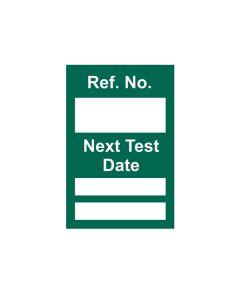 Next Test Tag Insert